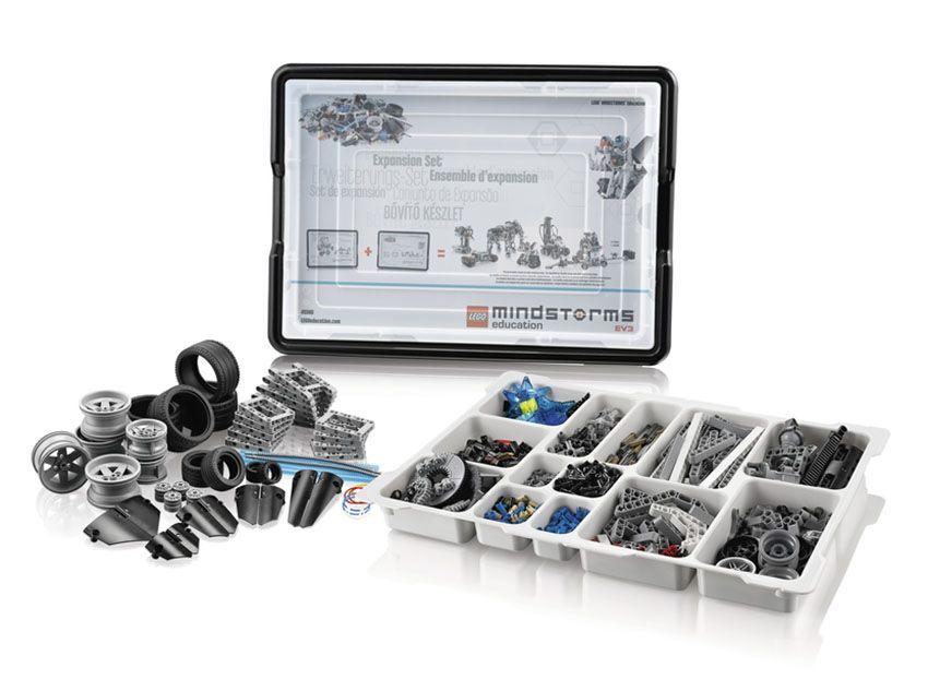 Ev3 Mindstorms Complémenataire Education Ensemble Lego 45560 5ARj4L