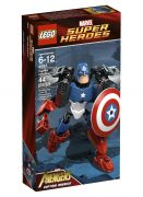 LEGO Marvel Super Heroes 4597 - Captain America pas cher