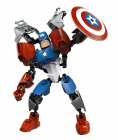 LEGO Marvel Super Heroes 4597 Captain America