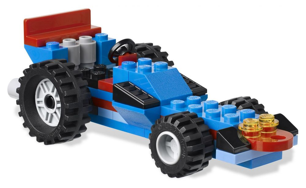 lego juniors 4626 pas cher bo te de briques lego. Black Bedroom Furniture Sets. Home Design Ideas