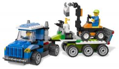 LEGO Juniors 4635 Set de construction LEGO Véhicules
