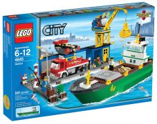 LEGO City 4645 Le port