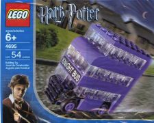 LEGO Harry Potter 4695 Mini Harry Potter Knight Bus