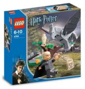 LEGO Harry Potter 4750 Draco's Encounter with Buckbeak