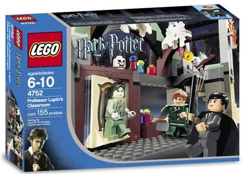 LEGO Harry Potter 4752 Professor Lupin's Classroom