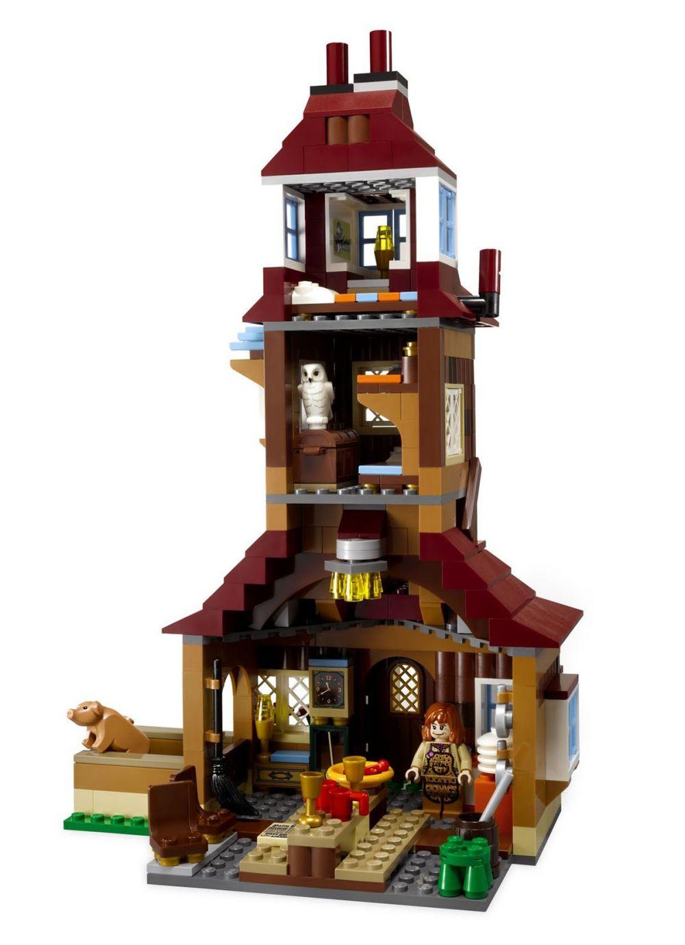 LEGO Harry Potter 4840 Le Terrier