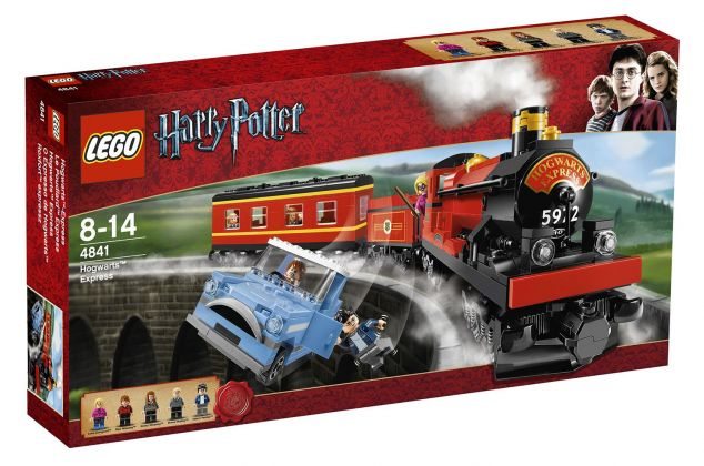 LEGO Harry Potter 4841 Le Poudlard Express