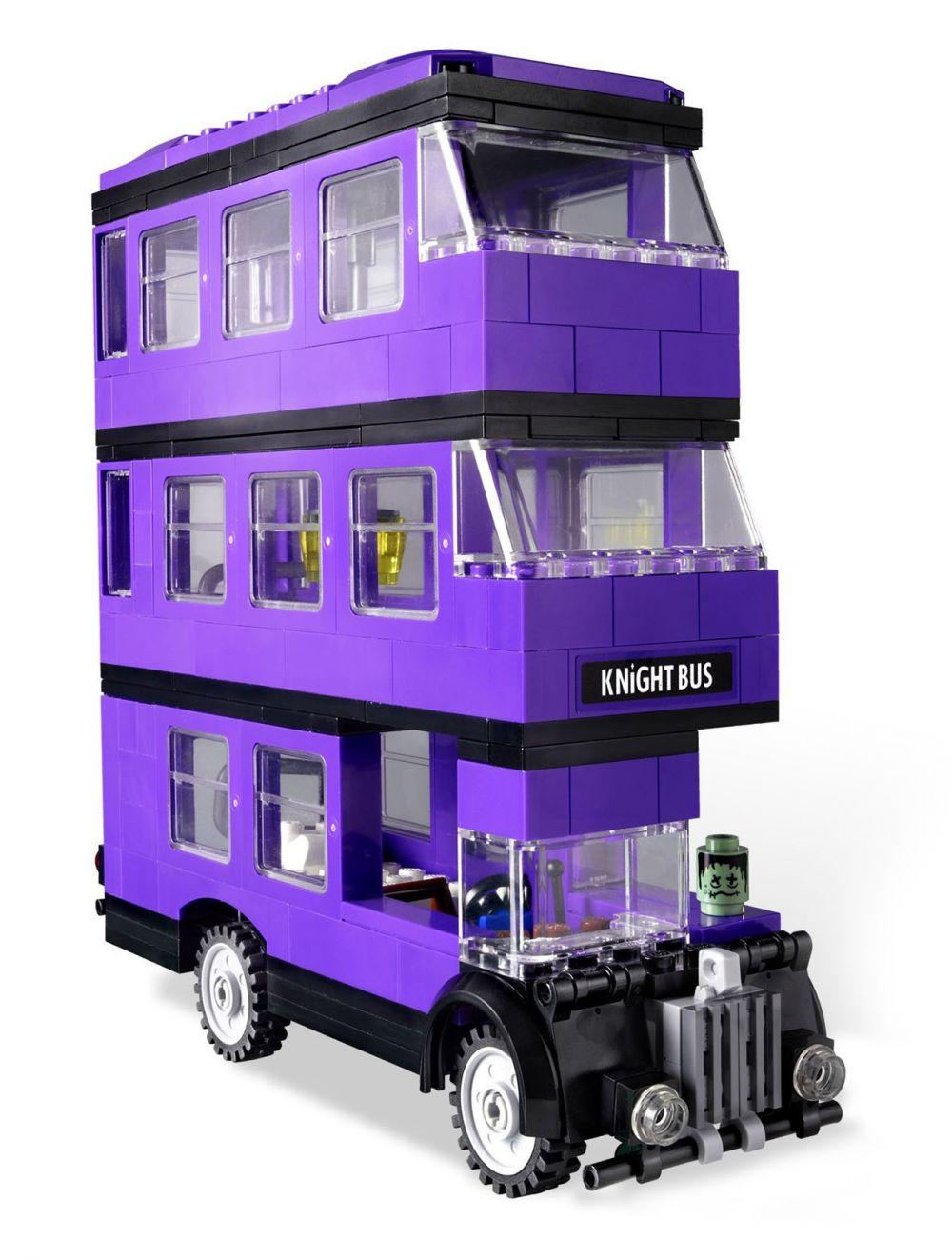 lego harry potter 4866 pas cher le magicobus. Black Bedroom Furniture Sets. Home Design Ideas