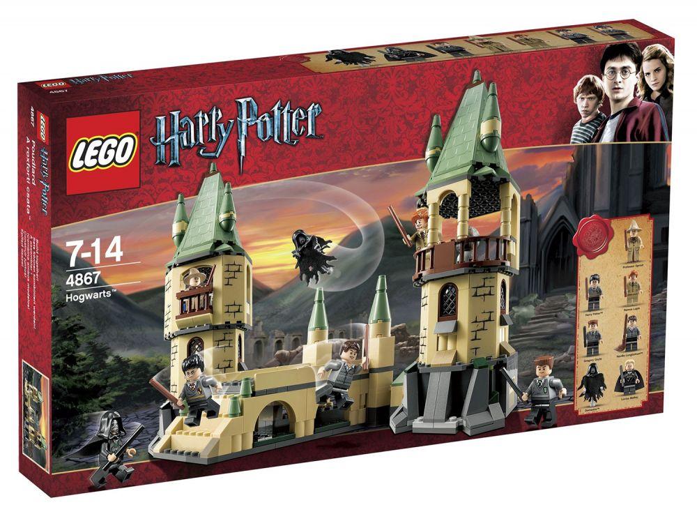 LEGO Harry Potter 4867 Poudlard