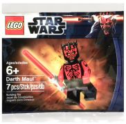 LEGO Star Wars 5000062 Dark Maul (Polybag)