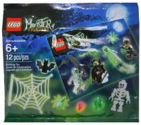 LEGO Monster Fighters 5000644 - Monster Fighters Promotional Pack (Polybag) pas cher