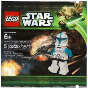 LEGO Star Wars 5001709 Clone Trooper Lieutenant (Polybag)