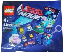LEGO The LEGO Movie 5002041 Ensemble d'accessoires (Polybag)
