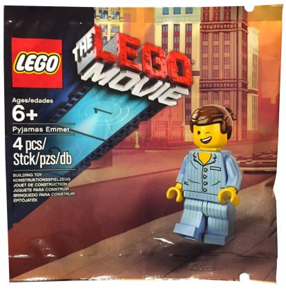 LEGO The LEGO Movie 5002045 Pyjamas Emmet (Polybag)