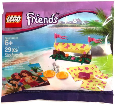 LEGO Friends 5002113 Beach Hammock (Polybag)