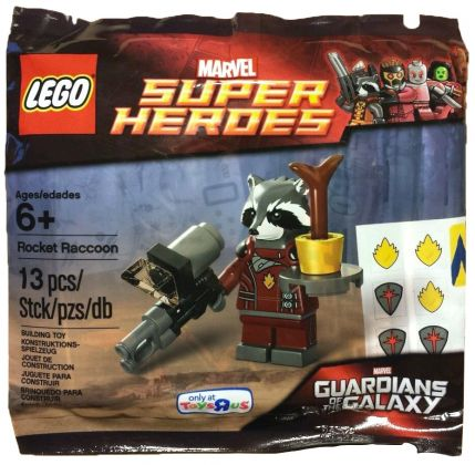 LEGO Marvel 5002145 Rocket Raccoon (Polybag)