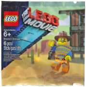 LEGO The LEGO Movie 5002204 Western Emmet (Polybag)