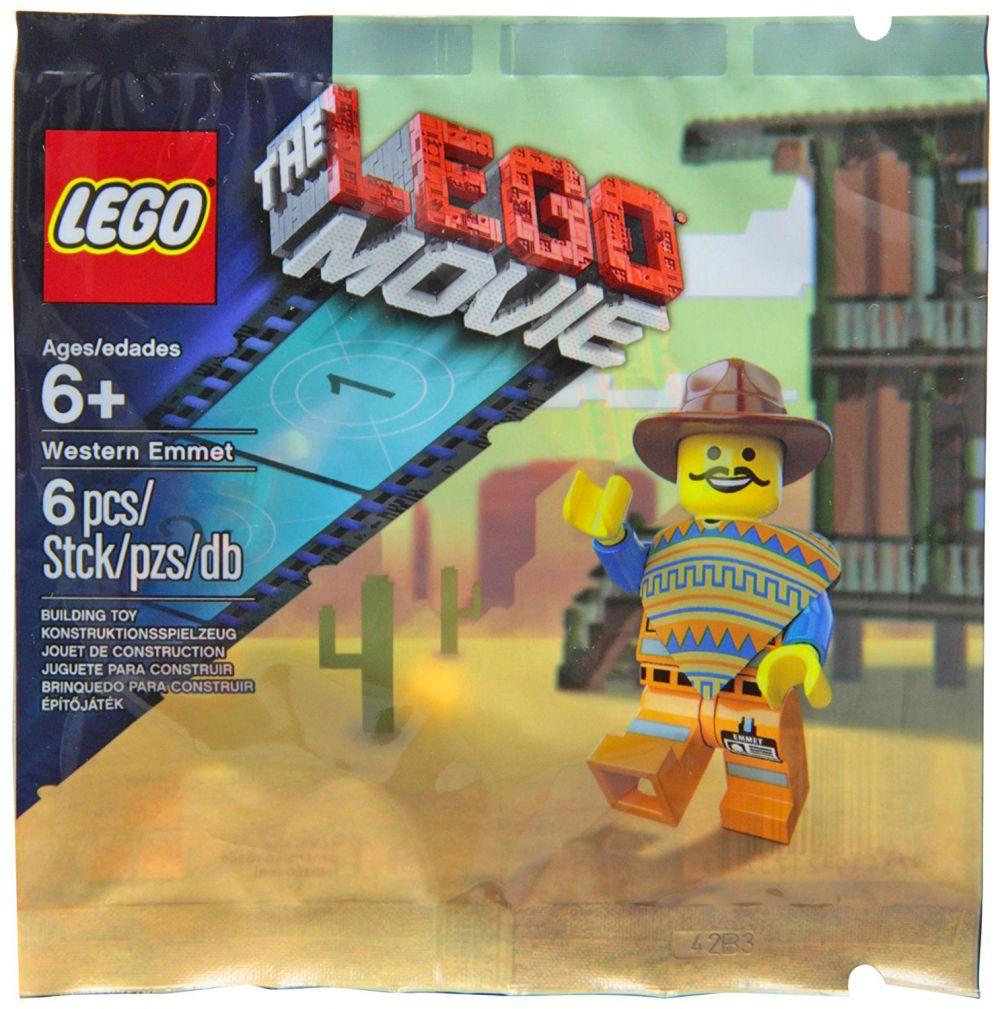 Pas Emmetpolybag The Movie Lego 5002204 CherWestern ZkPXiu