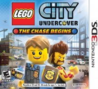LEGO Jeux vidéo 5002420 Lego City Undercover: The Chase Begins 3DS