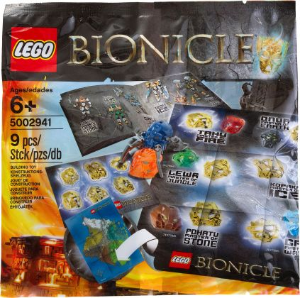 LEGO Bionicle 5002941 Pack Hero (Polybag)
