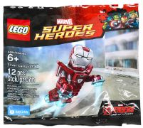 LEGO Marvel Super Heroes 5002946 - Silver Centurion (Polybag) pas cher