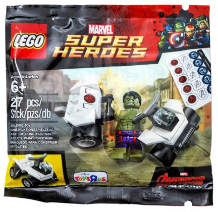 LEGO Marvel Super Heroes 5003084 The Hulk (Polybag)