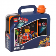 Rangement LEGO Movie Lunch Set pas cher