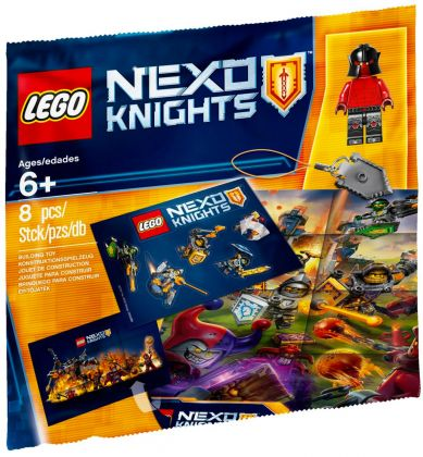 LEGO Nexo Knights 5004388 Pack d'introduction Nexo Knights (Polybag)