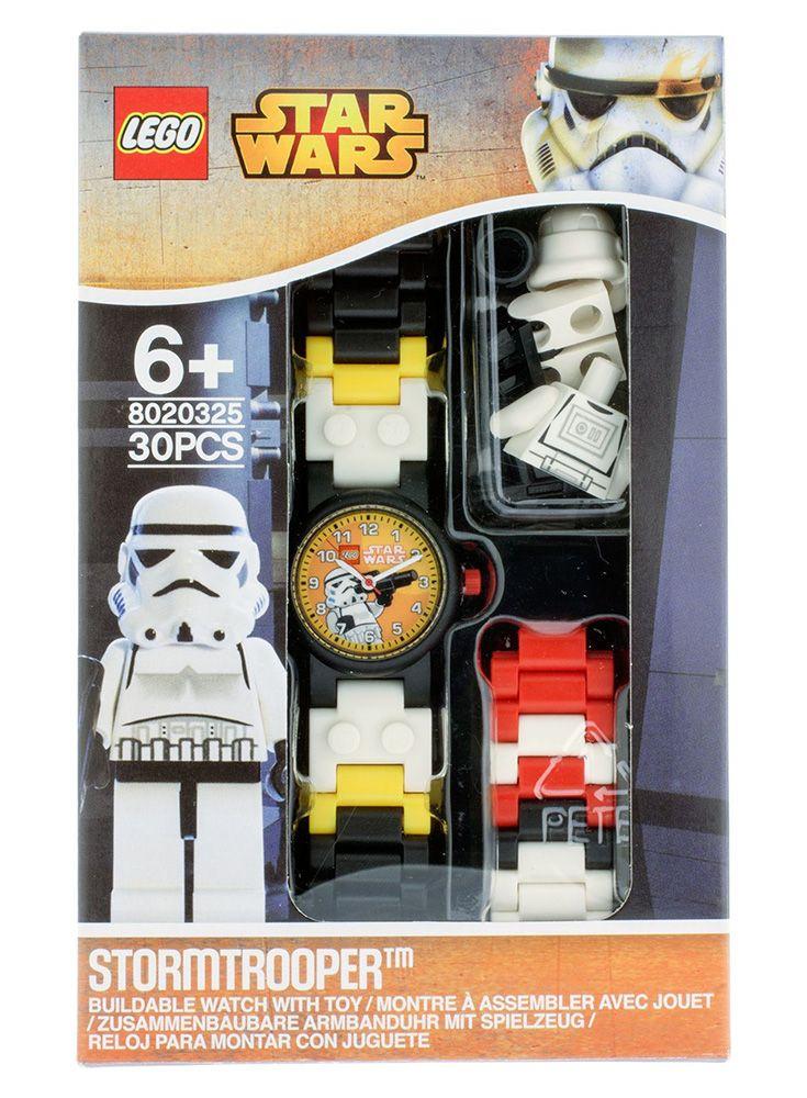 lego montres 5004609 pas cher montre stormtrooper. Black Bedroom Furniture Sets. Home Design Ideas