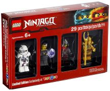 LEGO Objets divers 5004938 Bricktober 2017 LEGO Ninjago [Exclusive Minifigures  Toys'R'Us]
