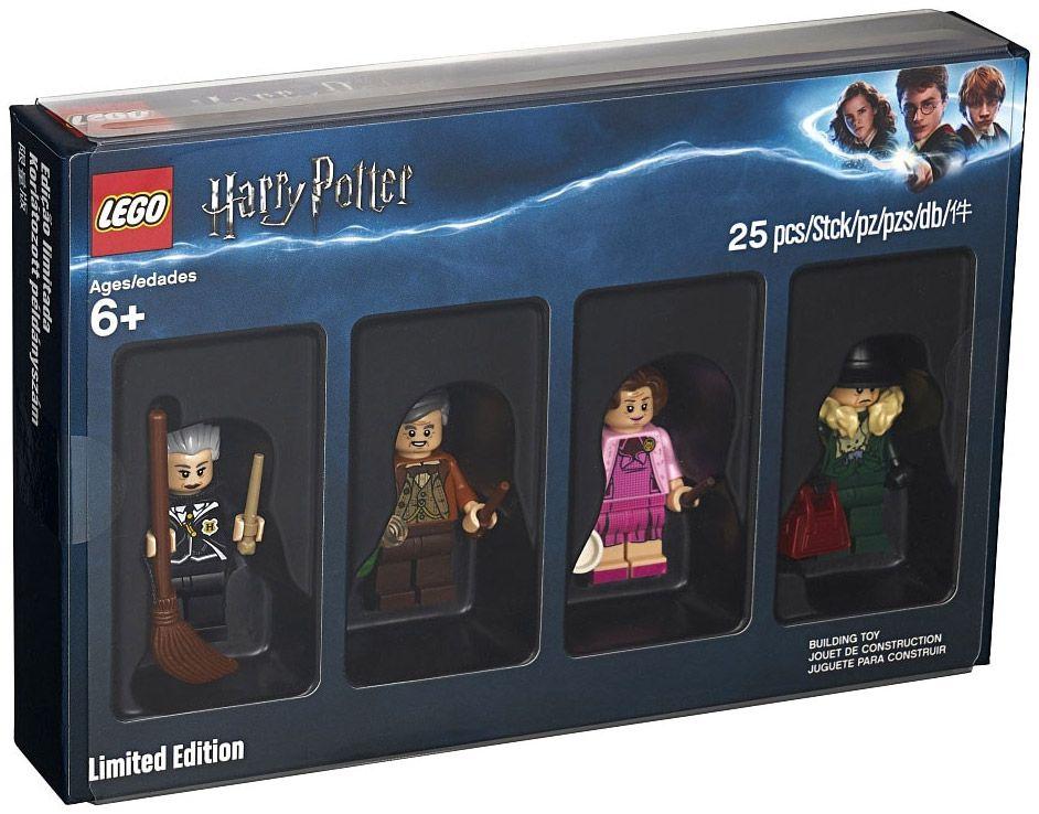 Toys'r'us Potterexclusive Minifigures Lego Bricktober Harry 2018 P8wkn0O