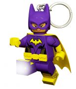 LEGO Porte-clés 5005299 Porte-clés lumineux Batgirl - LEGO Batman Movie