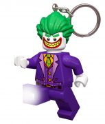 LEGO Porte-clés 5005300 Porte-clés lumineux Joker - LEGO Batman Movie