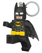 LEGO Porte-clés 5005331 Porte-clés lumineux Batman - LEGO Batman Movie