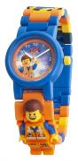 LEGO Montres 5005700 Montre-bracelet Emmet The LEGO Movie 2