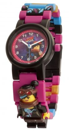 LEGO Montres 5005703 Montre-bracelet avec figurine à construire Cool-Tag The LEGO Movie 2