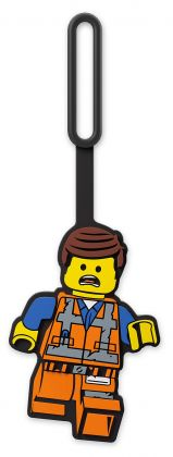 LEGO Objets divers 5005734 Etiquette de bagage Emmet The LEGO Movie 2