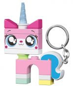 LEGO Porte-clés 5005741 Porte-clés lumineux Unikitty The LEGO Movie 2