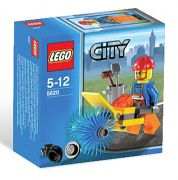 LEGO City 5620 Le balayeur