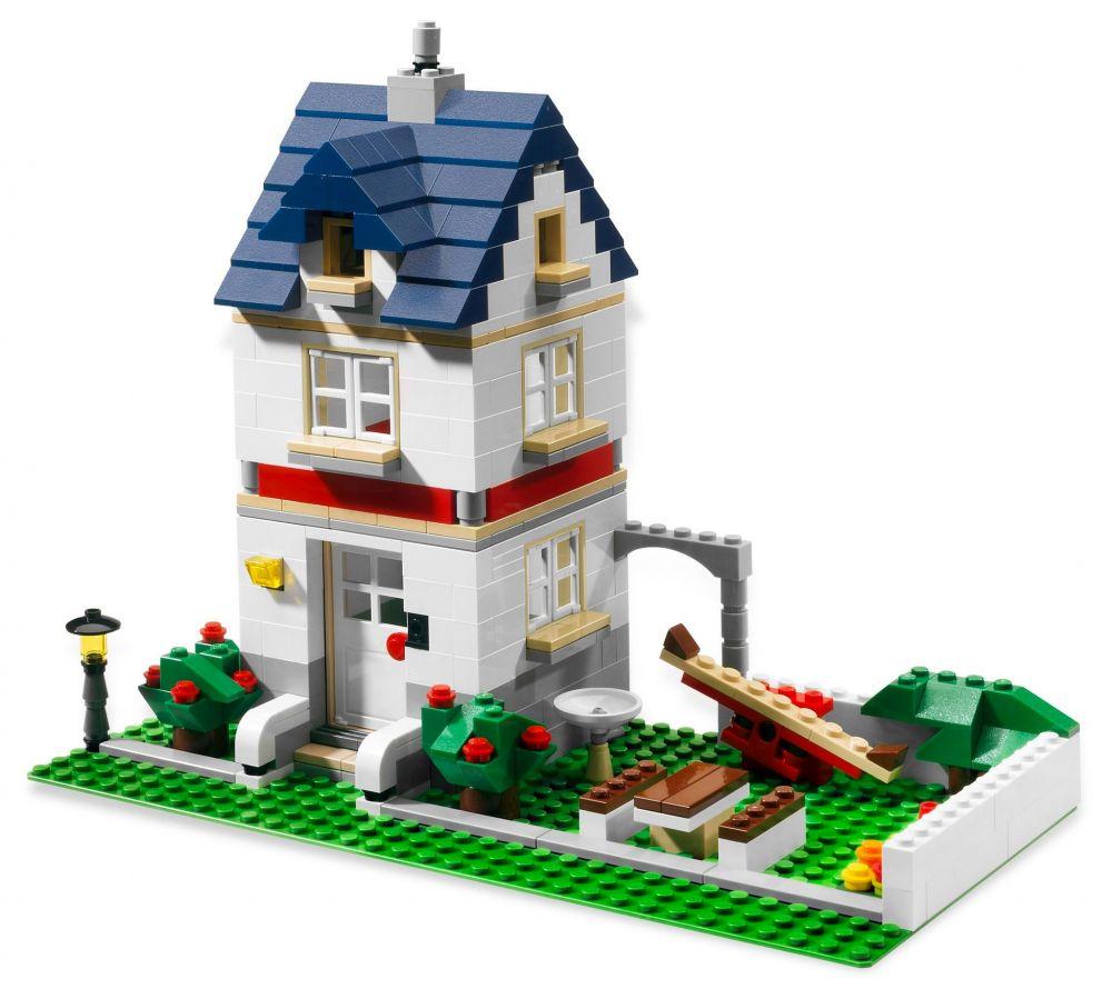 Lego creator 5891 pas cher la maison de campagne - La maison de campagne ...