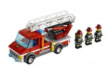 LEGO City 60003 L'intervention du camion de pompier