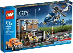 LEGO City 60009 L'intervention de l'hélicoptère