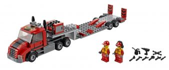 LEGO City 60027 Le camion de transport du Monster Truck