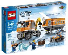 LEGO City 60035 La base arctique mobile
