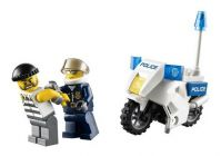 LEGO City 60041 La poursuite du bandit