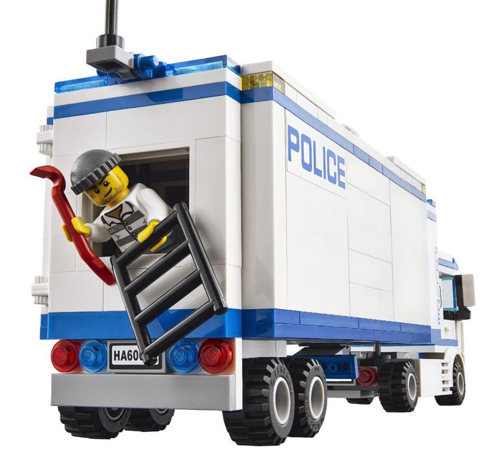 De Police Mobile L'unité City Lego 60044 cAL5jq34R