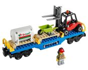 LEGO City 60052 Le train de marchandises