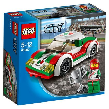 LEGO City 60053 La voiture de course