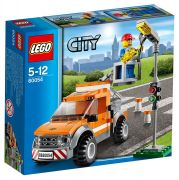 LEGO City 60054 Le camion de réparation