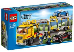 LEGO City 60060 Le camion de transport de voitures